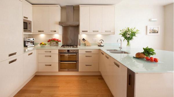 Mua tủ bếp chất liệu Acrylic cần chú ý gì ?