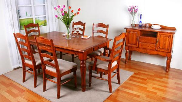 Bố trí bàn ăn hợp phong thủy