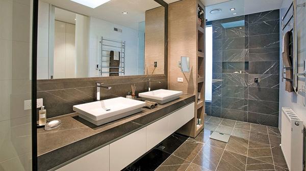 HƯớng nhà tắm