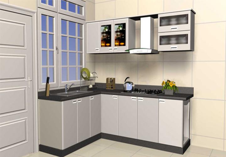 Tủ bếp INOX IN-02