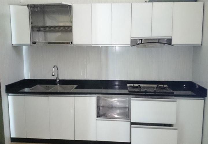 Tủ bếp INOX IN08