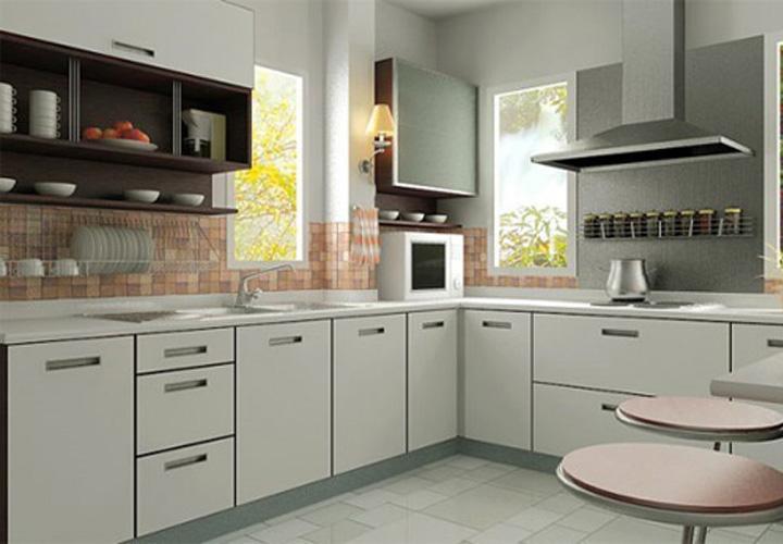 Tủ bếp INOX IN07