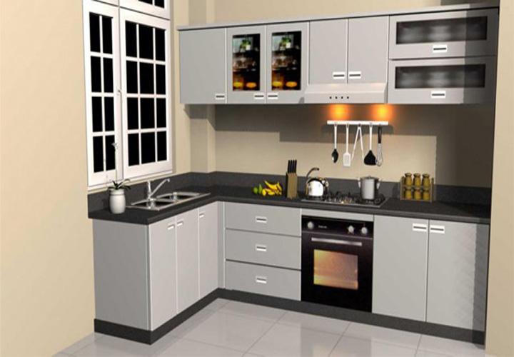 Tủ bếp INOX IN06