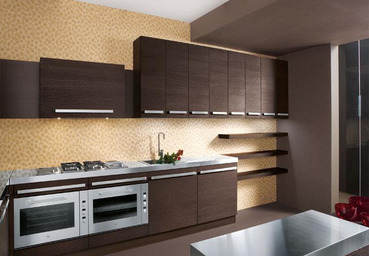 Tủ bếp gỗ nhựa Picomat PM09