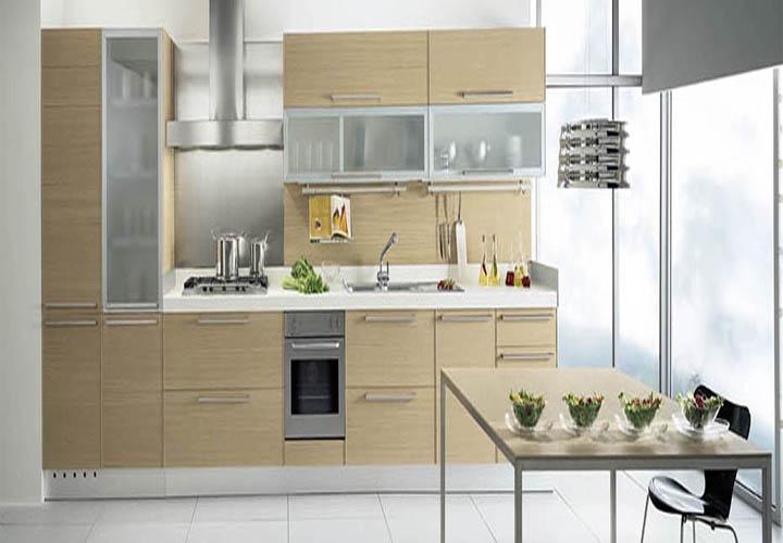 Tủ bếp gỗ An Cường AC15
