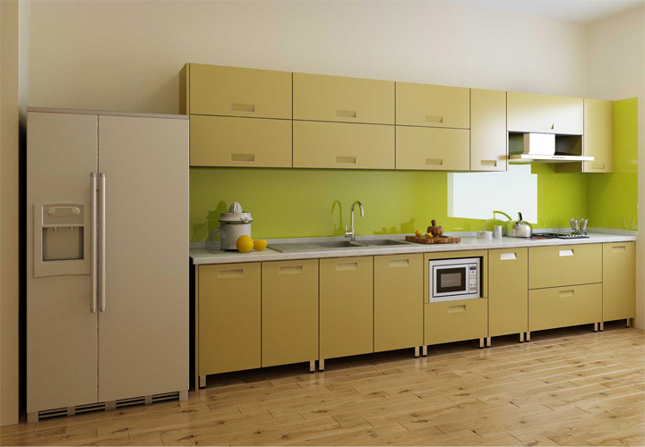 Tủ bếp INOX IN14