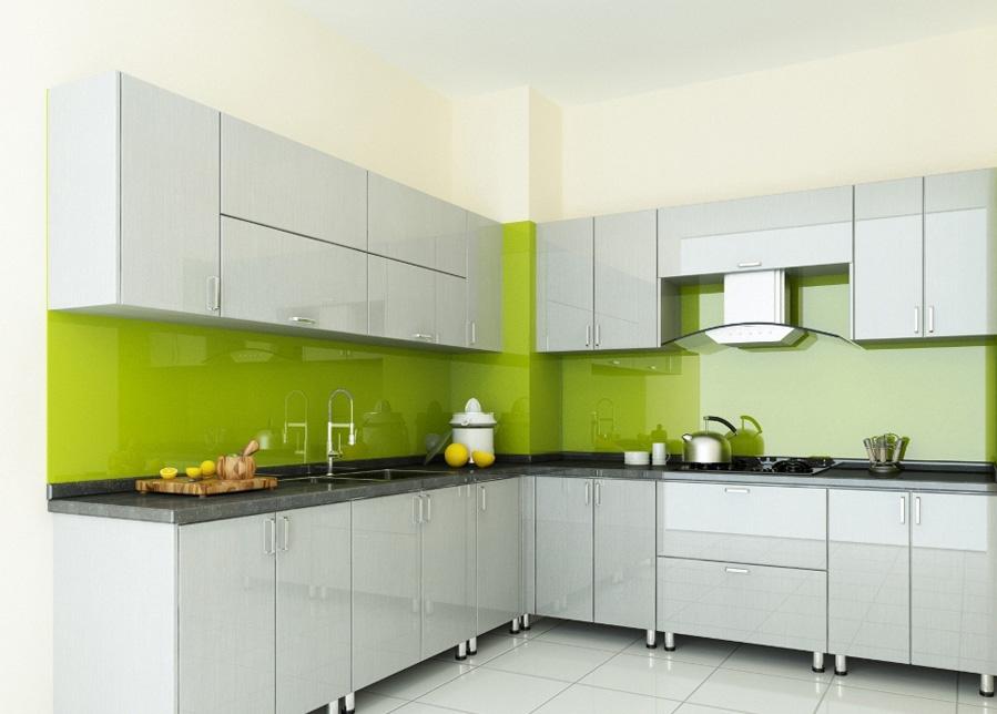 Tủ bếp INOX IN15