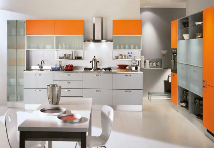 Tủ bếp INOX IN16