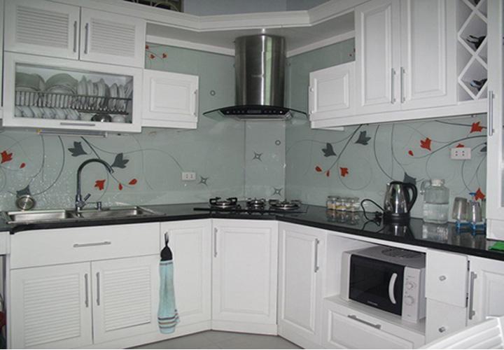 Tủ bếp INOX IN17