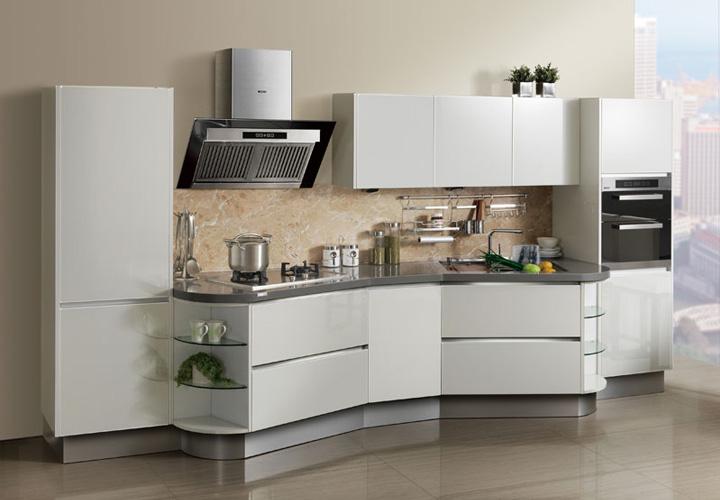 Tủ bếp Acrylic - AC19