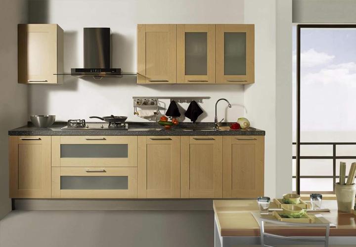 Tủ bếp Acrylic - AC20