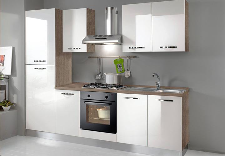 Tủ bếp Acrylic - AC21