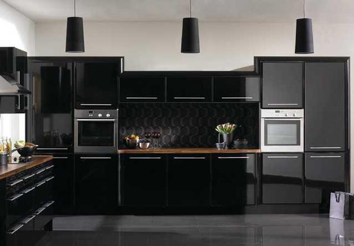 Tủ bếp Acrylic - AC25