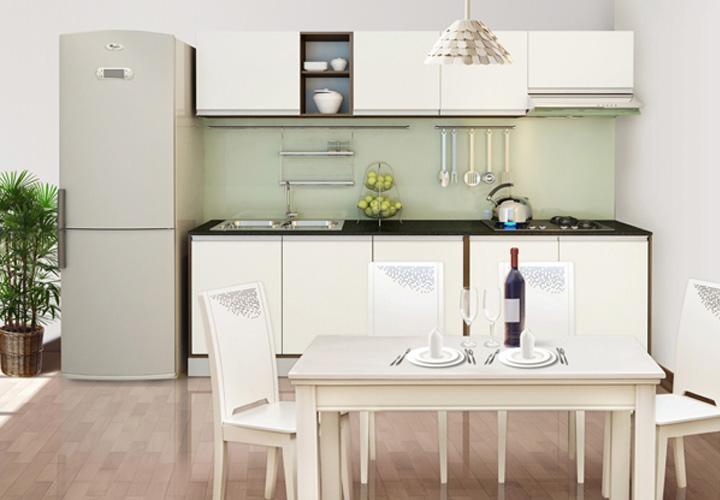 Tủ bếp Acrylic - AC32