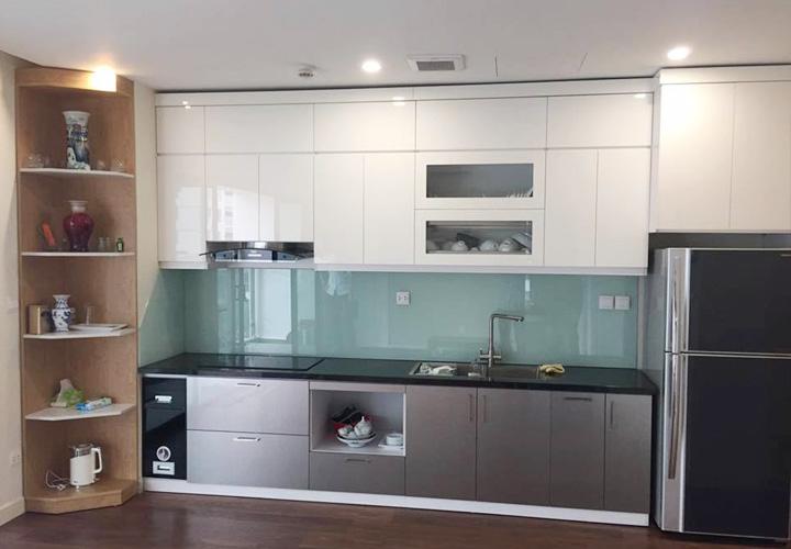 Tủ bếp Acrylic - AC35