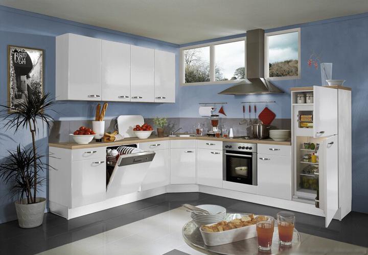 Tủ bếp Acrylic - AC37