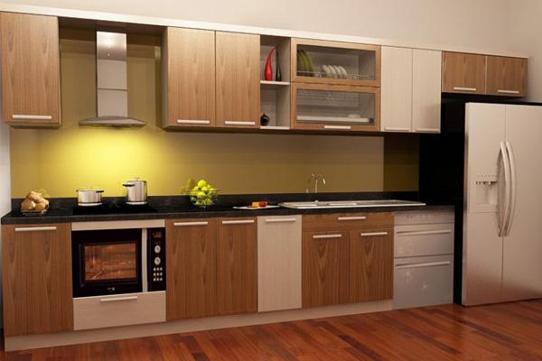 Tủ bếp inox IN22