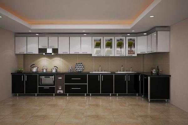 Tủ bếp inox IN23