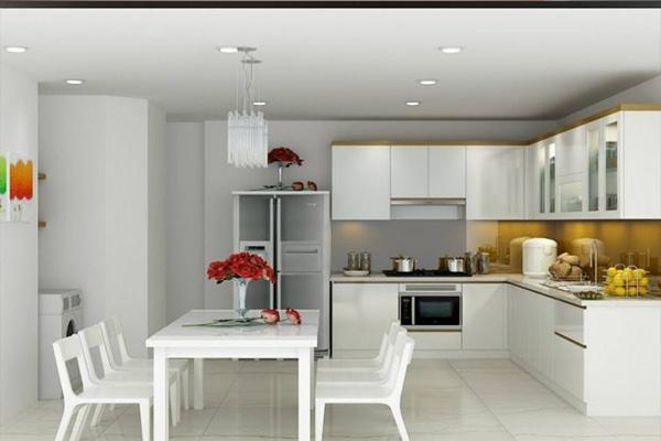 Tủ bếp inox IN24
